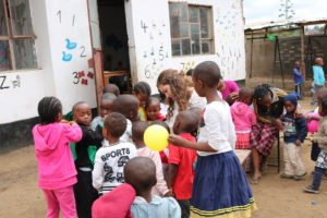 Read more about the article Party at the Mwanga